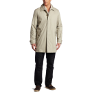 Tommy Hilfiger Jacket - coats -  Tommy Hilfiger Men's Trench Coat Stone