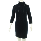 Tommy Hilfiger Dresses -  Tommy Hilfiger Turtleneck Sweater Dress Navy