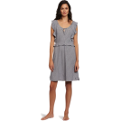 Tommy Hilfiger Dresses -  Tommy Hilfiger Women's Flutter Sleep Dress Oatmeal Heather