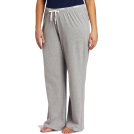 Tommy Hilfiger Pajamas -  Tommy Hilfiger Women's Plus-Size Logo Waistband Pajama Pant Ebony Heather
