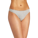 Tommy Hilfiger Thongs -  Tommy Hilfiger Women's Ruched Thong Grey Dot