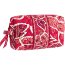 Vera Bradley Borsette -  Vera Bradley Medium Cosmetic Rosy Posies