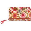 Vera Bradley  -  Vera Bradley Turn Lock Wallet Folkloric