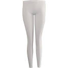 FineBrandShop Leggings -  White Seamless Leggings Full Length