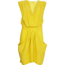 Viktoria Jurica Vestidos -  Yellow dress