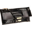 Z Spoke by Zac Posen Torbe s kopčom -  Z Spoke Zac Posen  Americana ZS1010 Clutch Black