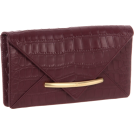 Z Spoke by Zac Posen Clutch bags -  Z Spoke Zac Posen Marlene Clutch Plum