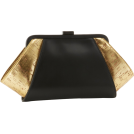 Z Spoke by Zac Posen Clutch bags -  Z Spoke Zac Posen Posen Clutch Black/Gold