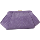 Z Spoke by Zac Posen Bolsas com uma fivela -  Z Spoke Zac Posen Posen Clutch Ultra Violet