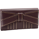 Z Spoke by Zac Posen Torbe s kopčom -  Z Spoke Zac Posen Shirley ZS1315 Clutch Burnt Plum