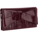 Z Spoke by Zac Posen Torbe s kopčom -  Z Spoke by Zac Posen Women's Shirley Bow Clutch Plum