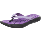 adidas Sandals -  adidas Harvella Thong Sandal (Little Kid/Big Kid) Black/Hope