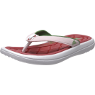 adidas Sandals -  adidas Harvella Thong Sandal (Little Kid/Big Kid) Fresh Pink/Running White