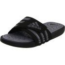 adidas Sandals -  adidas Men's Adissage SC Sandal Black/Medium Lead