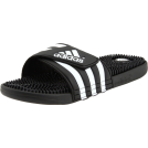 adidas Sandals -  adidas Men's Adissage Sandal Black/Black/White