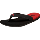 adidas Sandals -  adidas Men's Calo 3 Sandal Black/Red/Black