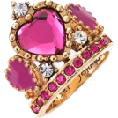 majamaja Rings -  Betsey Johnson