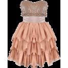 Jelena Veronika Nenadić Dresses -  Haljina Dresses Beige