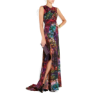 irma87 Dresses -  Printed Silk dress