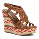 Yellow Box Sandals -  Yellow Box Juniper - Women's - Shoes - Tan