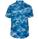 Hurley Shirts -  Island Mens Short Sleeve Woven Shirt