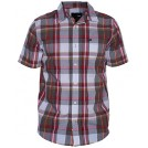 Hurley Shirts -  Strand Mens Short Sleeve Woven Shirt