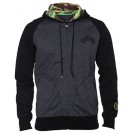 Hurley Long sleeves t-shirts -  Stec &amp; Only Zip Fleece Mens Fleece