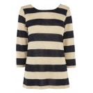 Oasis Cardigan -  Sparkle Stripe Jumper