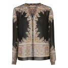 Oasis Long sleeves shirts -  Paisley Mexicana Blouse