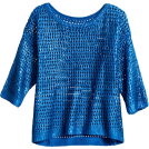 sabina devedzic Pullovers -  Pulover Pullovers Blue