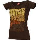 Horsefeathers T-shirts -  shaggy - brown