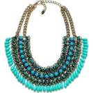 Lieke Otter Ожерелья -  statement necklace