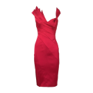 trendme.net Dresses -  Red coctail