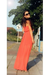 Maxi dress - My look