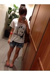 T shirt - Myファッションスナップ