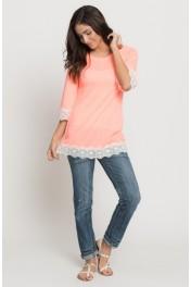 crocheted tunic - Mein aussehen