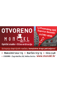 Monokl na jo jednoj adresi