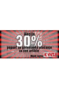 Kvazi - 30%