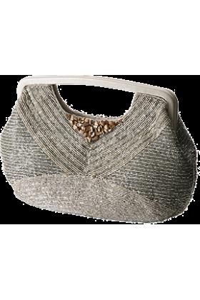 GALLARDAGALANTE(ガリャルダガラ) Clutch bags -  ガリャルダガランテポイントストーンビーズBAG