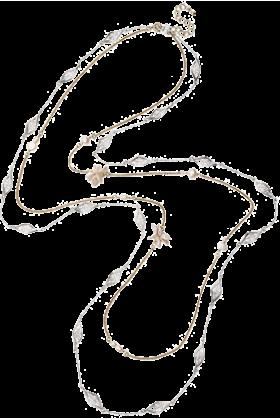 GALLARDAGALANTE(ガリャルダガラ) Necklaces -  ガリャルダガランテケシパール2WAYネックレス