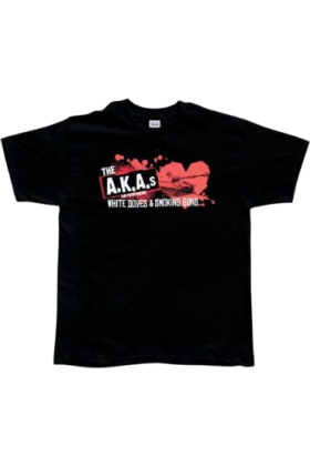 AK Anne Klein T-shirts -  A.K.A.s - Splatter Heart T-Shirt