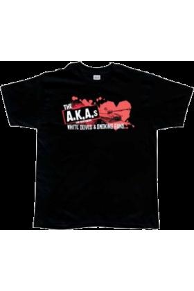 AK Anne Klein T-shirts -  A.K.A.s - Splatter Heart T-Shirt