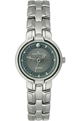 AK Anne Klein Watches -  AK Anne Klein Diamond Collection Gunmetal Dial Women's watch #10/3049GYDI