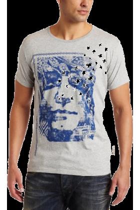 DIESEL T-shirts - Diesel Men's T-Main-Rs T-Shirt