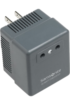 Samsonite Other -  Samsonite 50 Watt 110/120 V to 220/240 V Converter