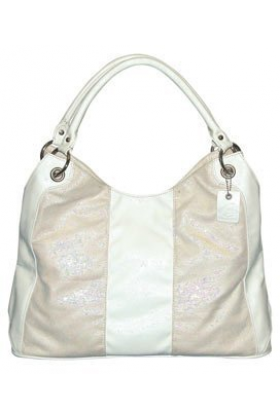 Buxton Hand bag -  B-Collective Handbags by Buxton 10HB061.WH Hobo- White