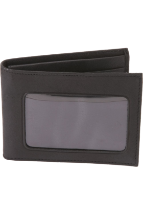 Buxton Wallets -  Buxton Credit Card ID Billfold Black