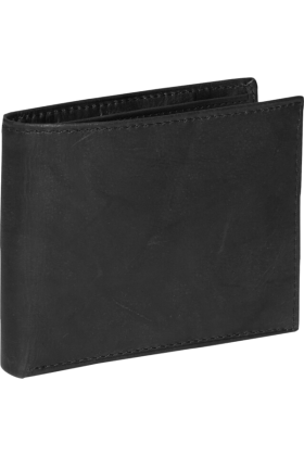 Buxton Wallets -  Buxton EveryDay Value Dakota Credit Card Billfold Black
