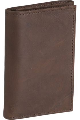 Buxton Wallets -  Buxton EveryDay Value Dakota Three-Fold Tan