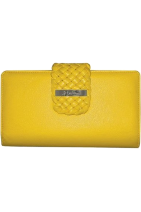 Buxton Wallets -  Buxton Hailey Super Wallet SUNFLOWER YELLOW